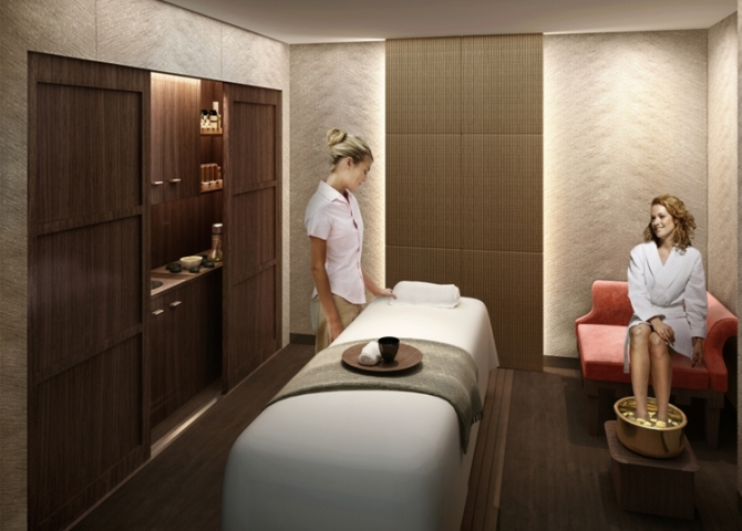 Spa treatment room trump ny spa treatment room - Kintamani And Spa Treatment